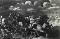 battaglia by francois hillegaer