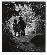 walk to paradise garden by w. eugene smith