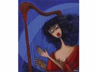 la harpe by jules alvard