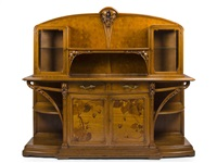 sideboard: modele chicoree by louis majorelle
