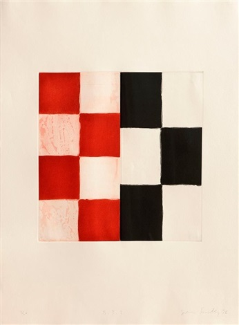 barcelona diptych 2 by sean scully