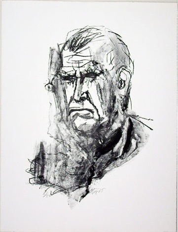 großes selbstbildnis by otto dix