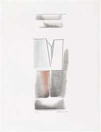 konstruktivistische komposition by paul mansouroff