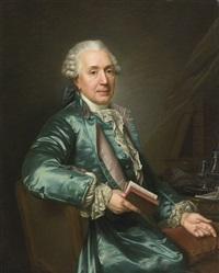 portrait of monsieur aièul andré de la guerche by jean voilles