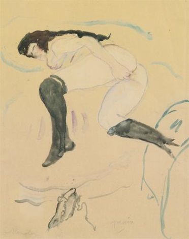 monolog by jules pascin