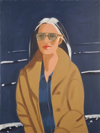 ada in the sun by alex katz