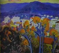 le paysage du sud by ievgueni malych