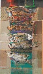 abstrak ikan by wahyu srikaryadi