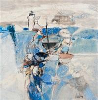 paysage breton by joël dabin