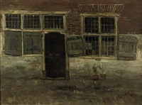 hotel de luis aan de ketting: little houses by floris hendrik verster