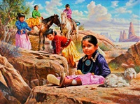 children of the navajo by alfredo rodriguez