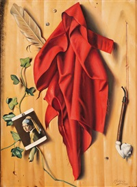 trompe l'oeil by gregorio sciltian