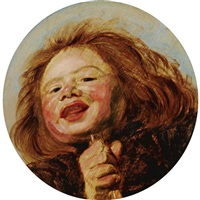 laughing boy by frans hals the elder