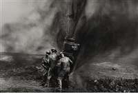 oil well, burhan, kuwait by sebastião salgado