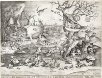 patience by pieter brueghel the elder
