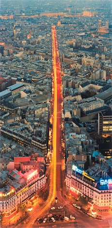 ct paris 219 from ciel tombé by naoya hatakeyama