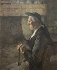 le vieil homme by emile joseph jules simon