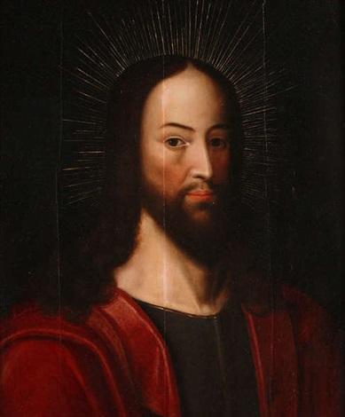 tête de christ by anonymous 16