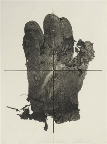 mud glove new york in 4 parts by irving penn