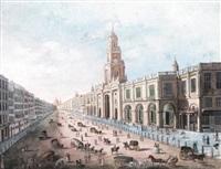 a london street scene by anglo-italian school (19)