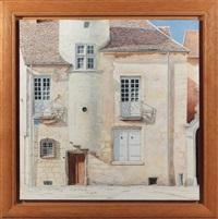 demeure de france, rue saint-lazare by arnaud d' aunay