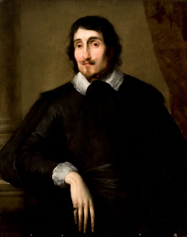 retrato de caballero by sir anthony van dyck