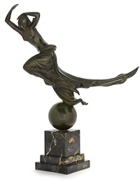 flight of night by paul howard manship