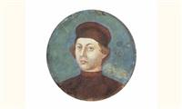 portrait d'homme de trois quarts by alesso baldovinetti