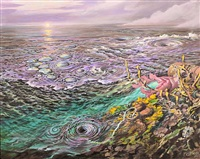waterscape by jim leon