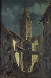 notturno a cesana by francesco bosso