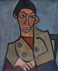 portret by wojciech fangor