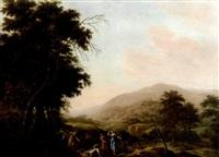 le chasse de diane by abraham genoels