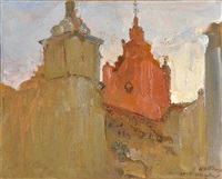 catedral de cordoba by miguel carlos victorica