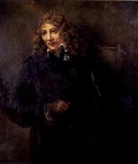 portrait of nicolaes bruyningh by johanna hassebrauck-kortling