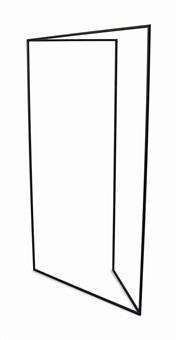 thin black lines (7200mm hanger rack) by nendo
