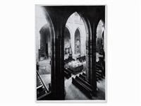 svaty vit (st. vitus cathedral, prague) by josef sudek
