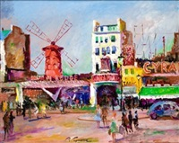 moulin rouge by rafael figuera aymerich