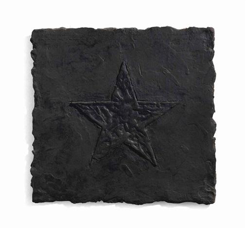 stella nera by gilberto zorio