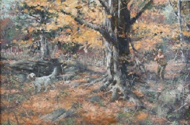 the partridge hunters by robert kennedy abbett