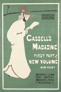 cassell's magazine by lewis baumer