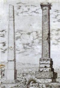 columna antonia by antonio lafieri