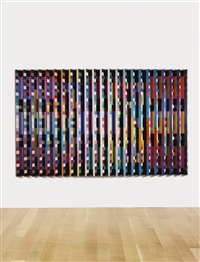untitled (in 23 parts) by yaacov agam