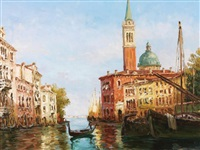 canal à venise by charles cousin