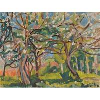 spring, magog, p.q. by nora frances elisabeth collyer