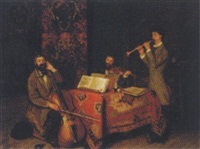 valsch geblasen: the amateur musicians by betsy repelius