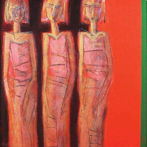 tiga dara by william robert