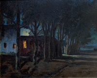 nocturno by guillermo rodriguez