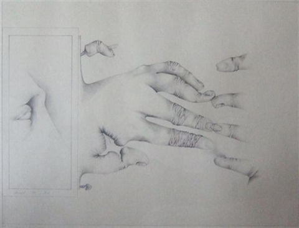 la main by jim amaral