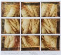 studio memory 4 (in 9 parts) by maurizio galimberti