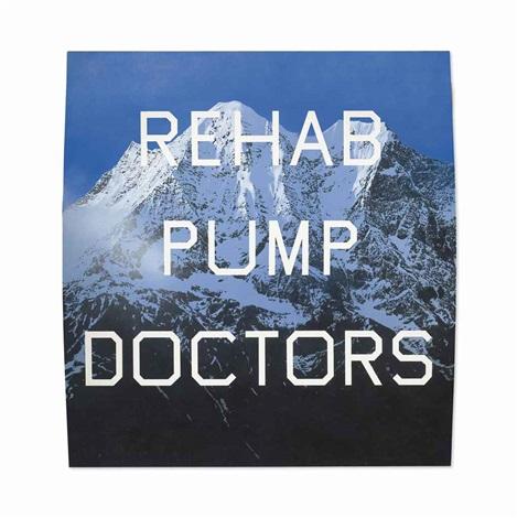 rehab pump doctors by ed ruscha